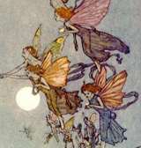 Edmund Dulac Fairy Art