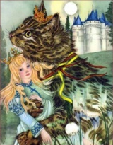 Kip, The Enchanted Cat - Adrienne Segur