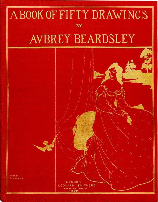 Aubrey Beardsley, A Book of Fifty Drawings