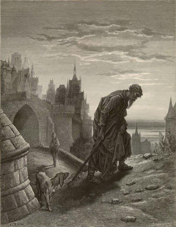 Gustave Dore illustration