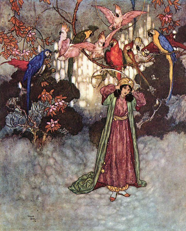 Hans Christian Andersen: Beauty and the Beast