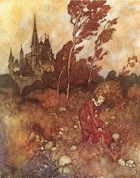 The Wind's Tale by Hans Christian Andersen