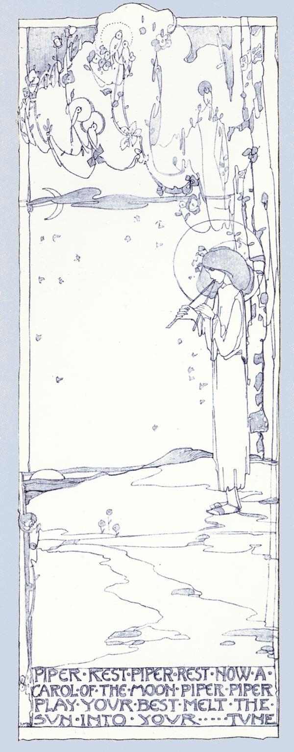 Jessie M. King illustration
