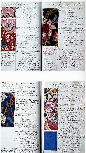 Dye Book: 1882 - 1891