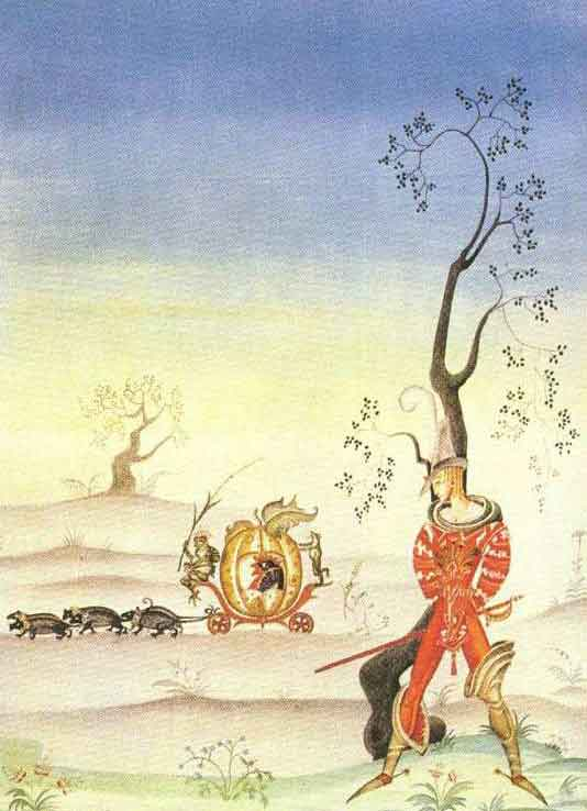 The Frog Bride  Fairy Tales of the Brothers Grimm  Kay Nielsen illustration