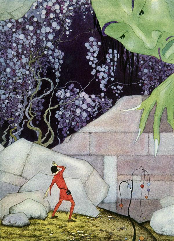Virginia Frances Sterrett illustration