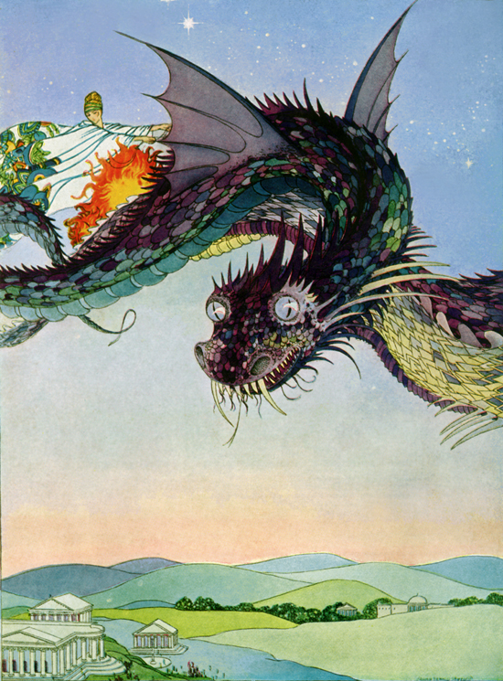 Virginia Frances Sterrett illustration