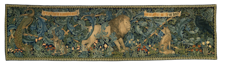 Morris 'The Forest' Tapestry