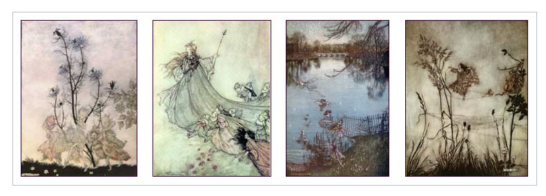 Rackham Art Prints