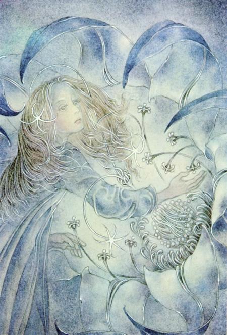 Sulamith Wulfing, Blue Calyx