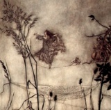 Arthur Rackham fairies