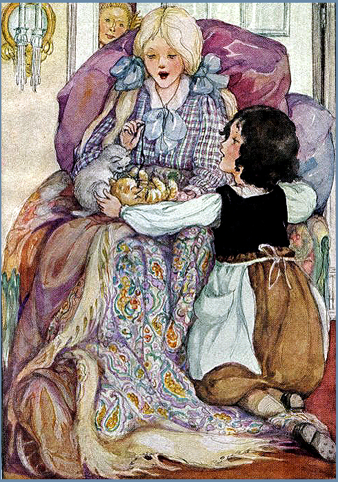 Anne Anderson illustration