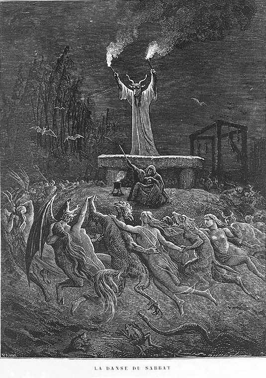 La Danse de Sabat