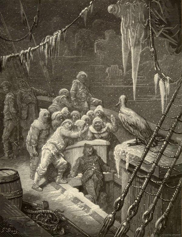 Rime of the Ancient Mariner, The Albatross