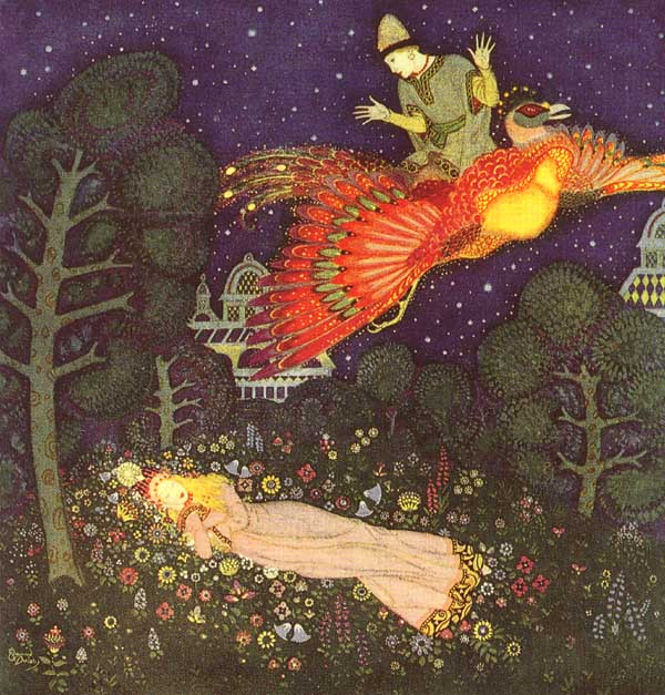 - dulac fairy tale illustration. Pinned for later from artpassions.net