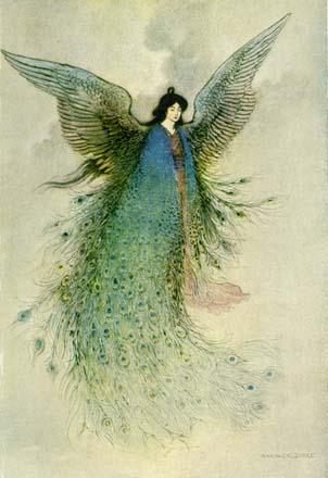 Warwick Goble illustration