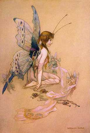 Dressing the Fairy