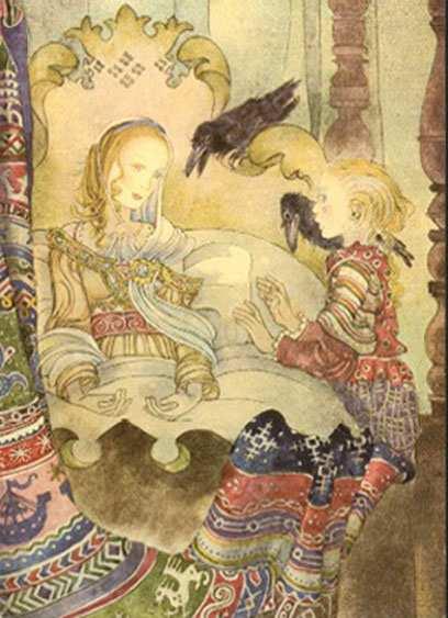 Sulamith Wulfing illustration
