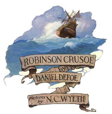 Robinson Cruesoe Title
